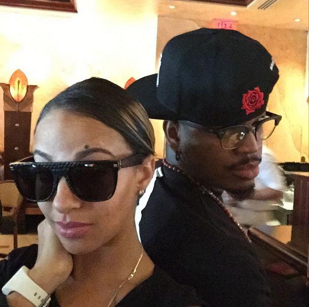 Neyo and Crystal Renay