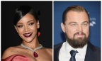 Rihanna & Leo Photoed Together