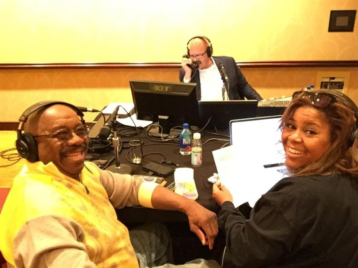 Tom Joyner, Sybil Wilkes and J. Anthony Brown broadcast live from Houston, Texas!