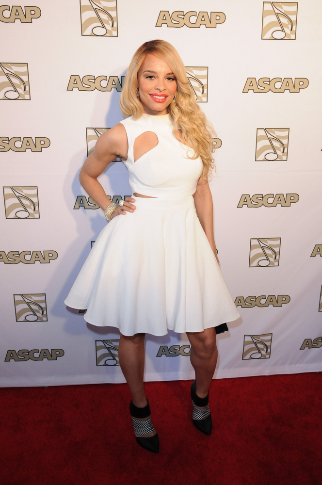 Antonique Smith at the ASCAP Grammy Nominees Brunch
