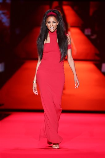 Ciara confesses that her secret pleasure is watching 'America's Next Top Model'