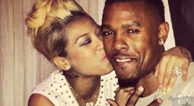 Keyshia Cole and Daniel Gibson