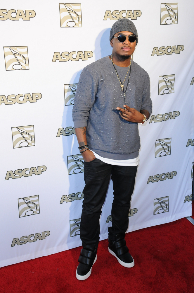 Neyo at the ASCAP Grammy Nominees Brunch