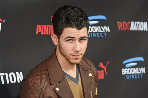 Nick Jonas at the Pre-Greammy Roc Nation Brunch