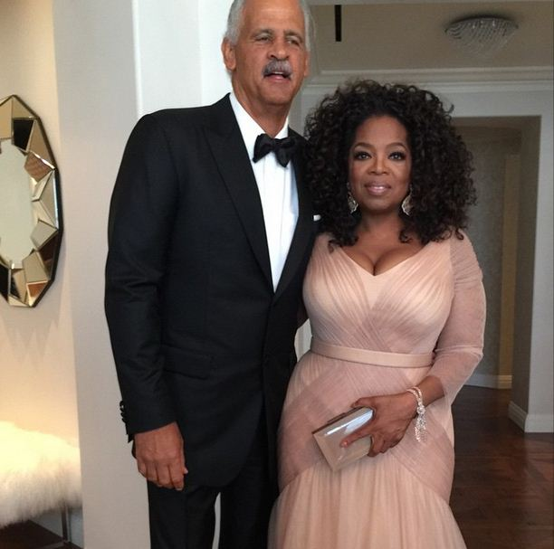 HONoRABLE MENTION: Oprah and Steadman