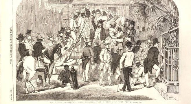 Little Known Black History Fact: Charleston Slave Trade