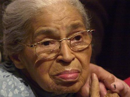 Rosa Parks (February 4)