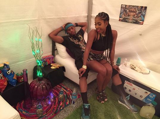 Sevyn Streeter and BoB