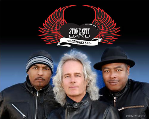 Rick James Music performed by The Original Stone City Band