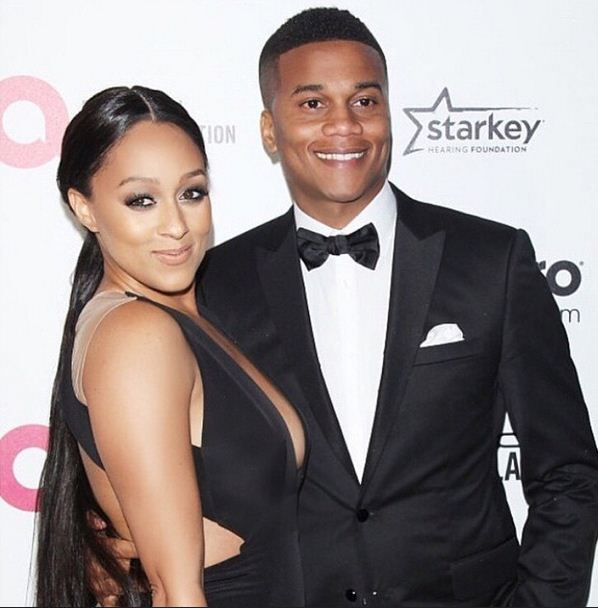 Tia Mowry married Cory, an unemployed aspiring actor