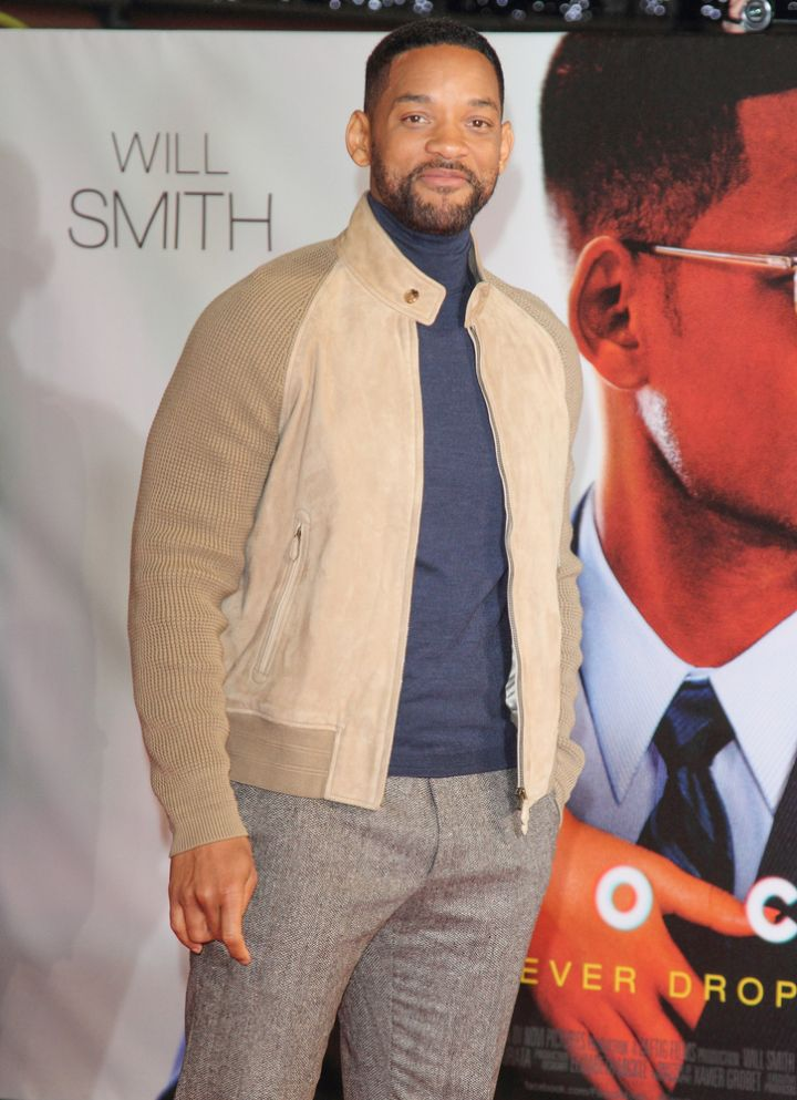 Will Smith's middle name is Carrol!