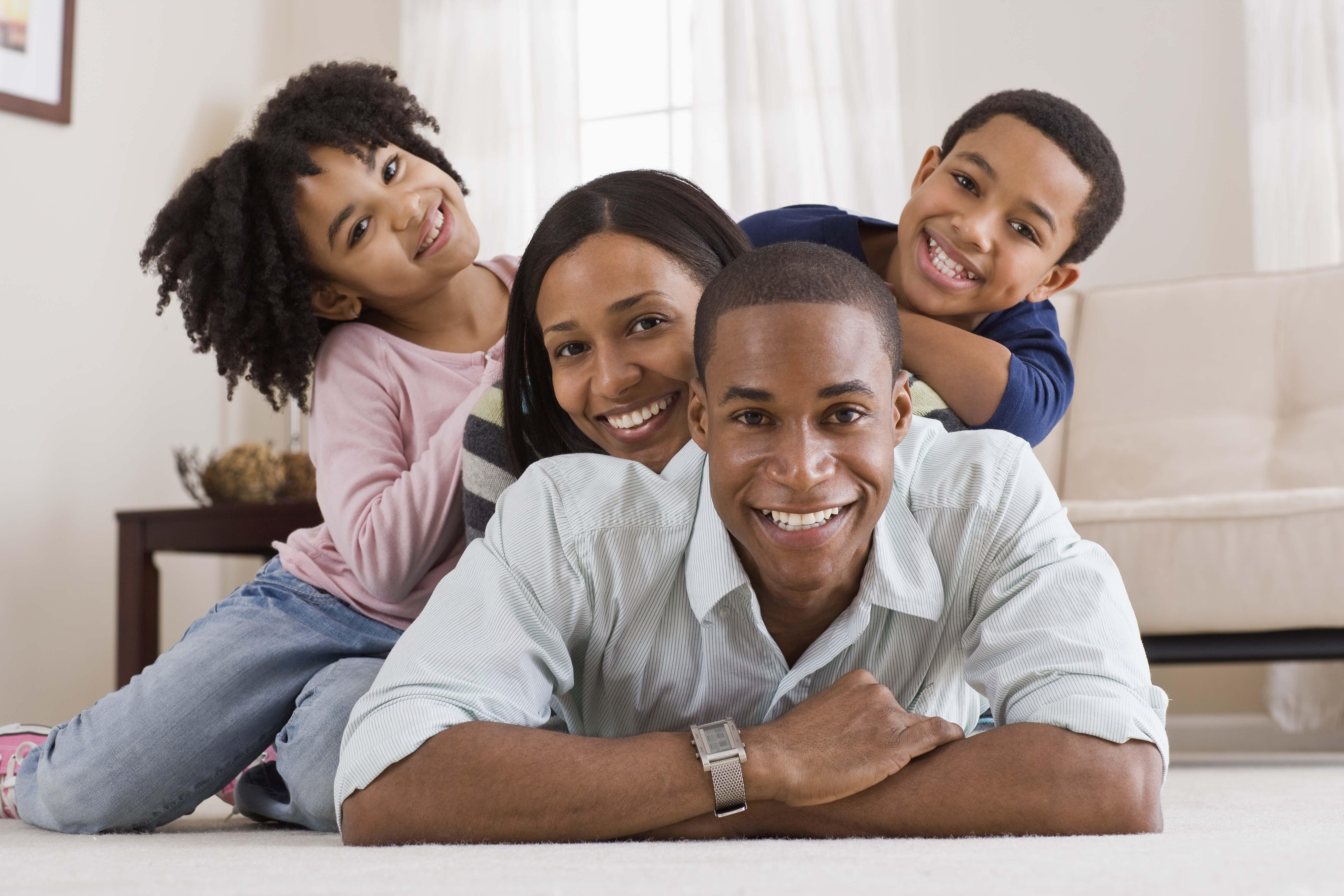 2.5 Million African-American Men Are In The Upper Middle Class