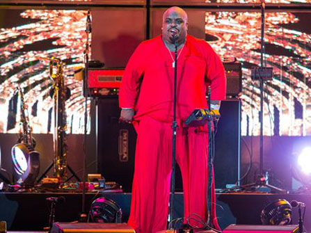 Ceelo Green was born Thomas DeCarlo Callaway