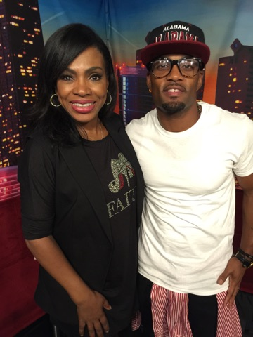 Sheryl Lee Ralph and Willie