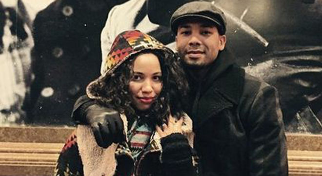 jussie and Jurnee Smollett-Bell