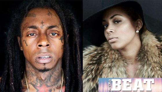 Look! Lil Wayne Shows Off His Son With Lauren London ...Lauren London And Lil Wayne Child
