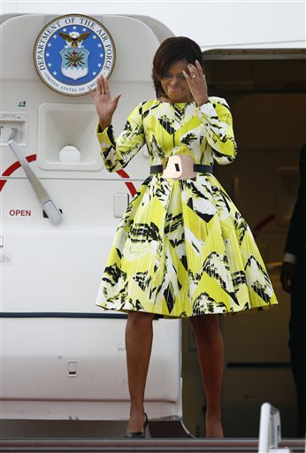 Can you guess FLOTUS' middle name?
