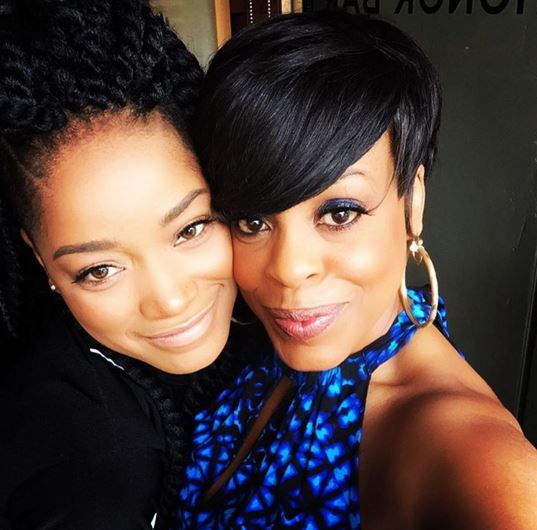 Keke Palmer and Niecy Nash