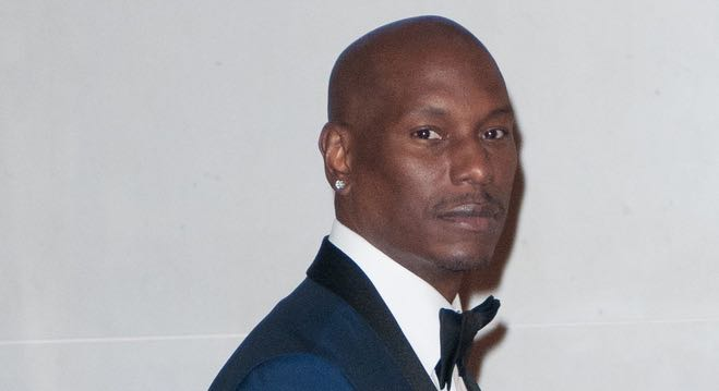 Tyrese's middle name is Darnell!