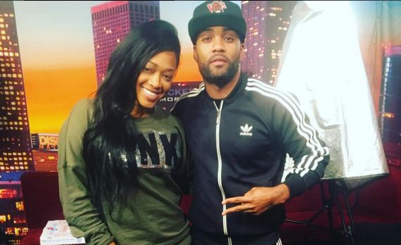 Trina and Willie Moore