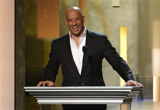 "While Vin Diesel doesn't identify himself as black, he has been known to say he's ""a person of color"". He has never met his biological father but his step father is black."