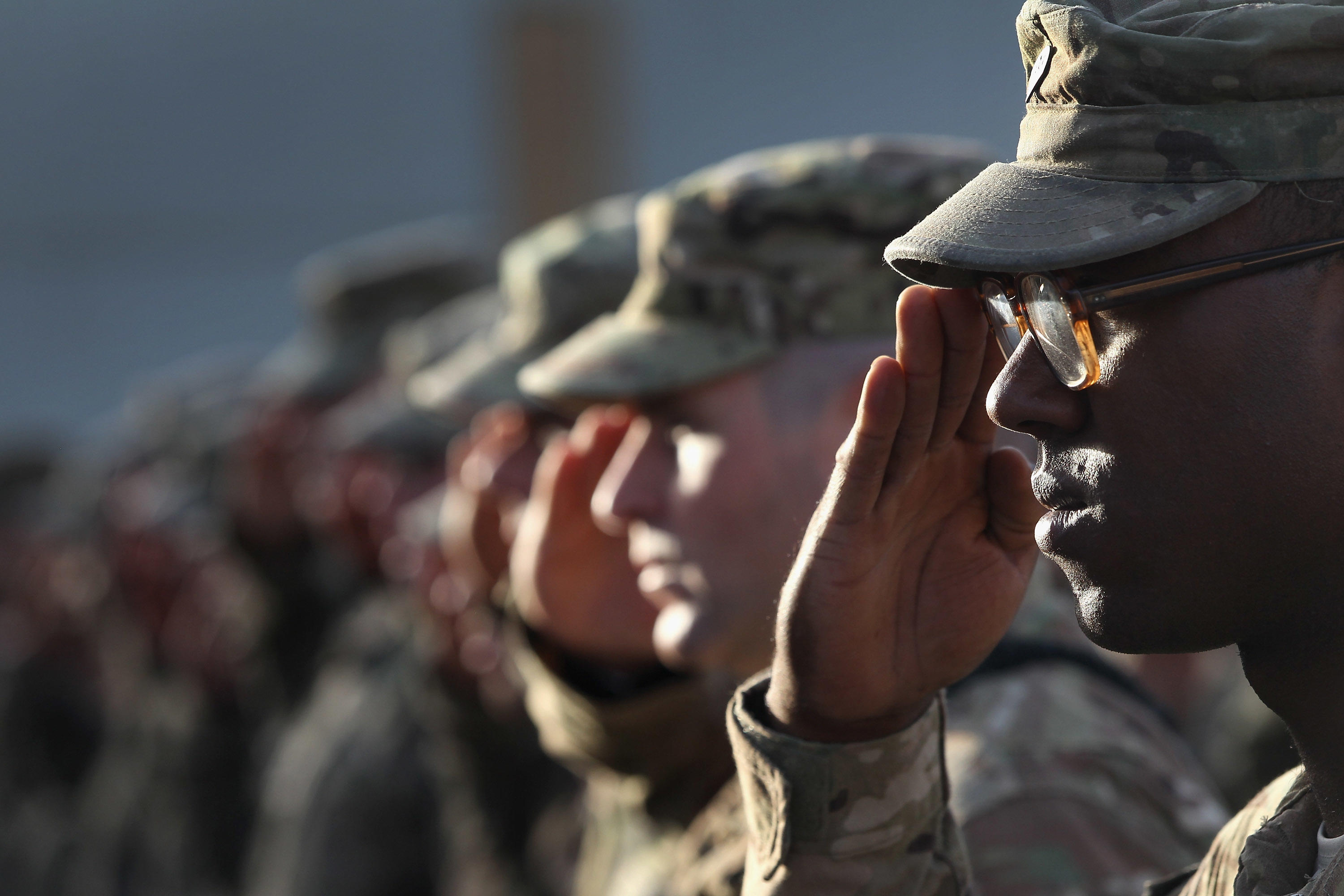 Little Known Black History Fact: Desegregating The U.S. Military