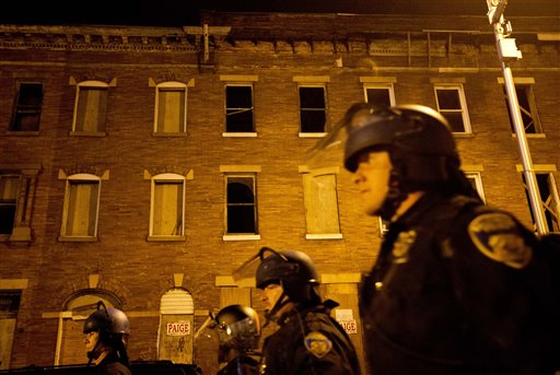 Images From Baltimore: #FreddieGray