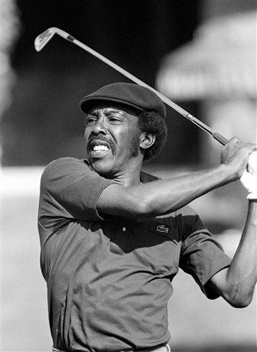 Obit Peete Golf