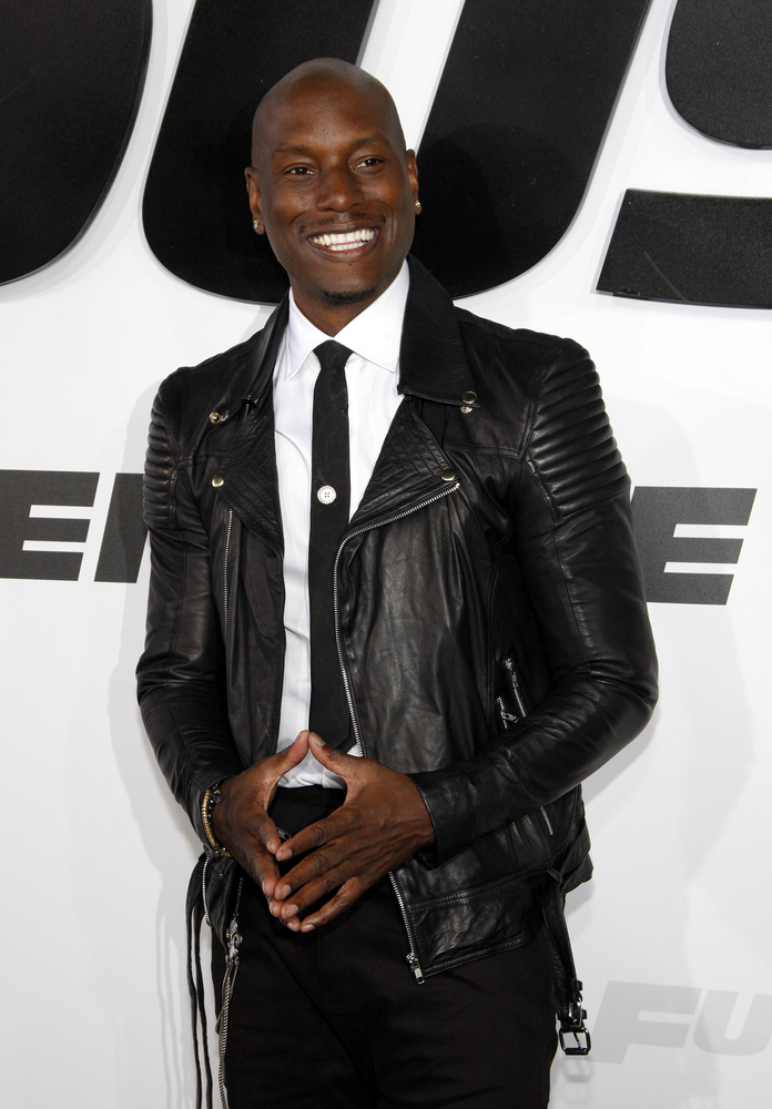 Can you guess Tyrese's middle name?