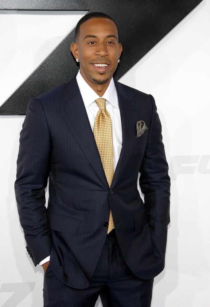 Ludacris' middle name is Brian!