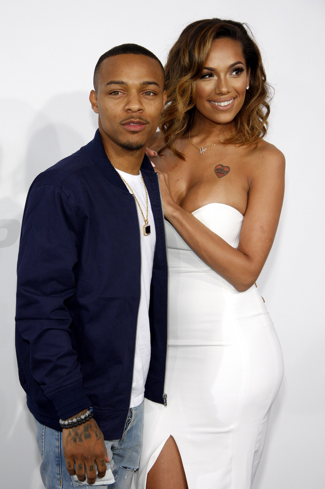 Bow Wow And Erica Mena Drag Each Other On Social Media Black