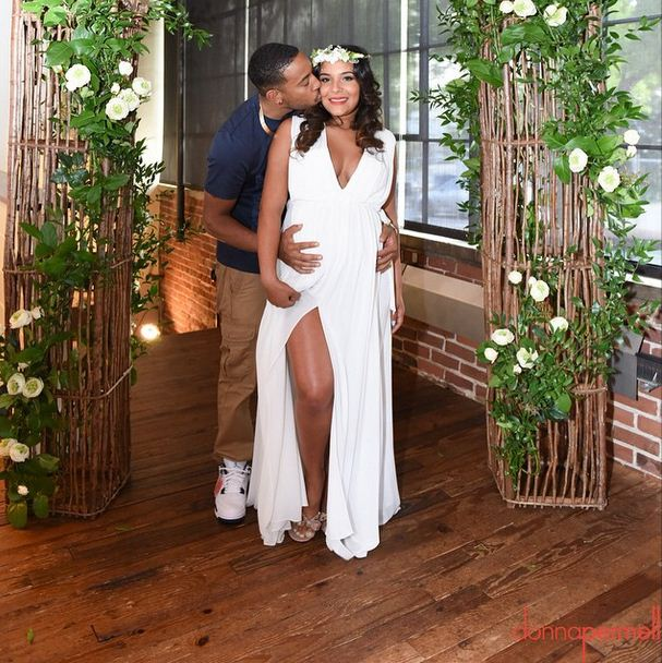 Ludacris Euxdoxiee Celebrate Baby Shower With Celebrity Friends