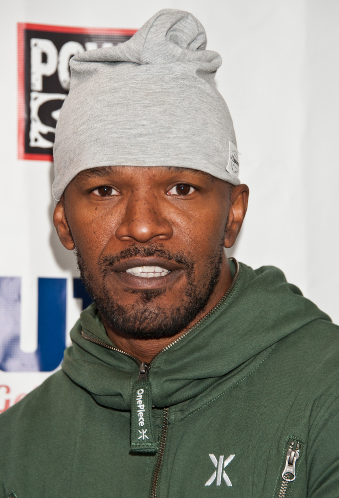 Flashback Friday: Jamie Foxx Through The Years