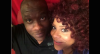 Kim Coles and fiancee