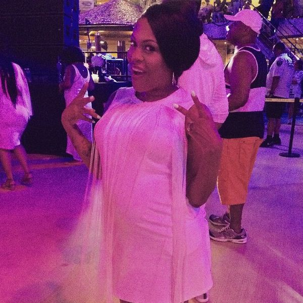 Lil Mo at White Night
