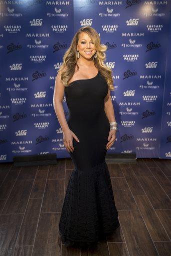 Mariah Carey – 2015
