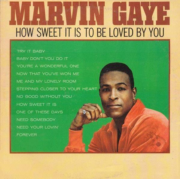 Happy Birthday! Remembering Marvin Gaye