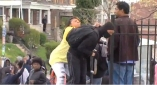 VIDEO: Mom Beats Son Live On TV For Rioting In Baltimore