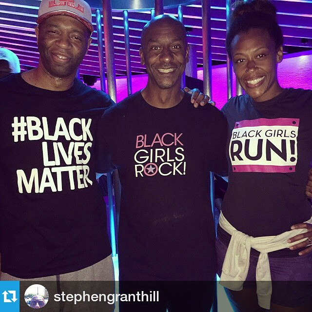 BET's Stephen Hill and friends have something to say.
