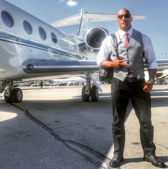 "Dwayne ""The Rock"" Johnson is a registered Republican."