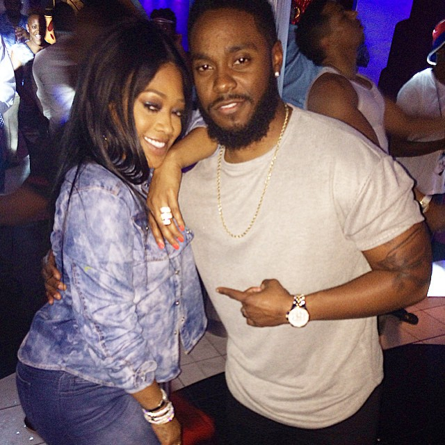 Wade The Barber and Trina