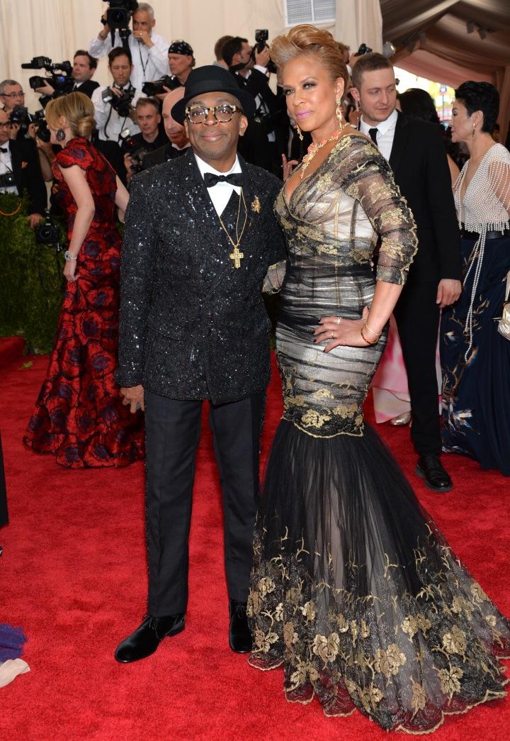 Spike and Tonya Lee