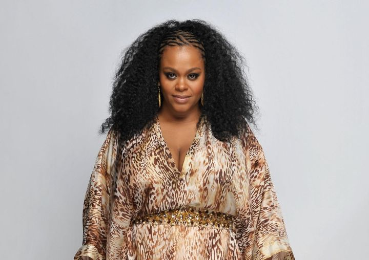 Jill Scott is 45-years-old. Her birthday is in April