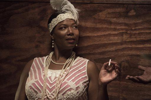 Queen Latifah – 'Bessie'