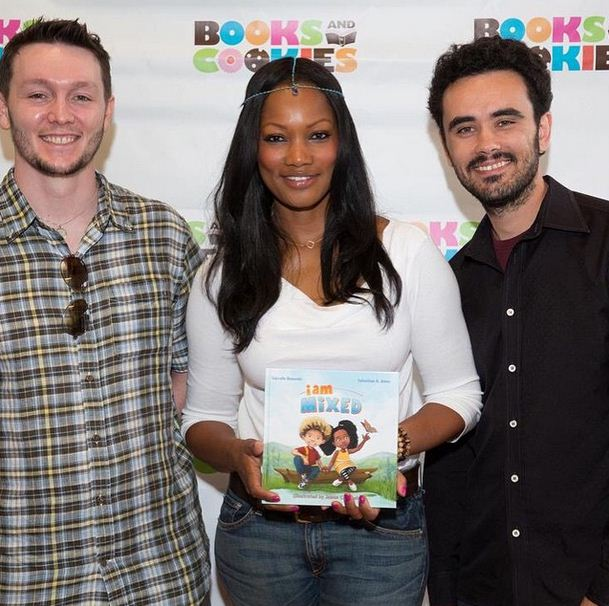 Garcelle Beauvais wrote 'I Am Mixed' and 'I Am Living in Two Homes'.