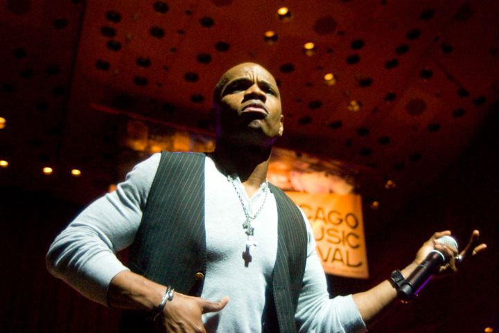 #ThrowbackThursday: Kirk Franklin Through The Years