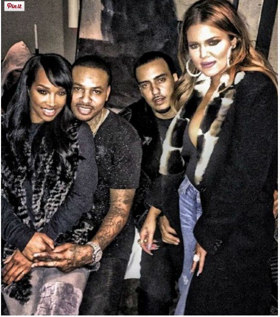 Malika from kardashians dating blacks