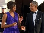 Real Love: President Obama Shares Adorable Photo As He & FLOTUS Celebrate 23 Years Of Marriage