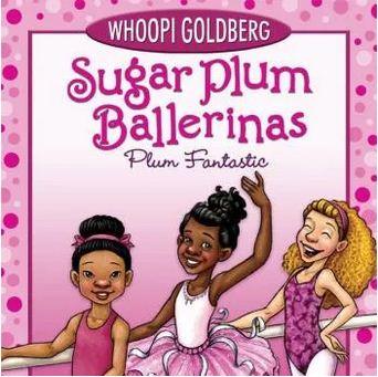 Whoopi wrote 'Sugar Plum Ballerinas'.