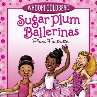Whoopi wrote 'Sugar Plum Ballerinas'.